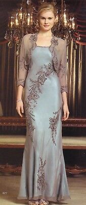 Mother of the Bride/Groom Dress, Evening, Special Occasions w/Jacket, Scala - XL
