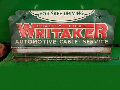 Whitaker cable rack