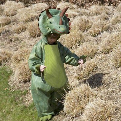 Triceratops - Infant & Toddler Costume 2 - 3 years (F9S)