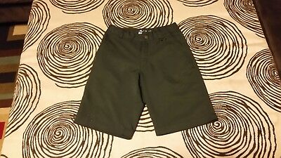 Pre-Owned Youth Boys Nike Black Golf/casual Shorts