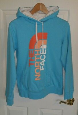 5bbf106c5 NWT NEW THE North Face Women's Trivert Pullover Hoodie XS Blue Coral ...