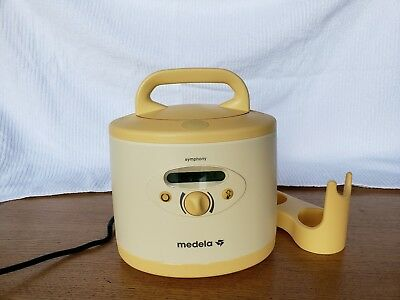 Medela Symphony 2.0 Double Breast Pump Hospital Grade 357 Hrs One Owner