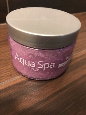 Aqua Spa Relax Bath Soak, 10 Ounce