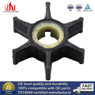 WATER PUMP IMPELLER Replace For Johnson Evinrude Mercury