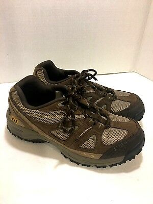 8986150c8a270 New Balance 606 Men's Walking Hiking Shoes Brown Size 9.5 4E Wide Width  MW606BR
