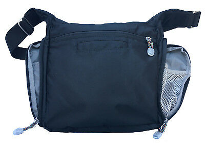 51c9b943c5 eBags Piazza Daybag 2.0 with RFID Security Black Cross-Body Bag