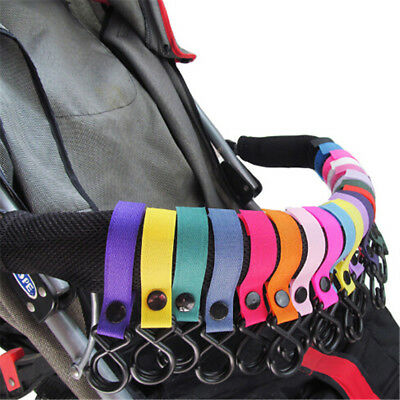 Magic Stick Baby Stroller Accessory Pram Pushchair Hanger Baby Car Carriage*Hook