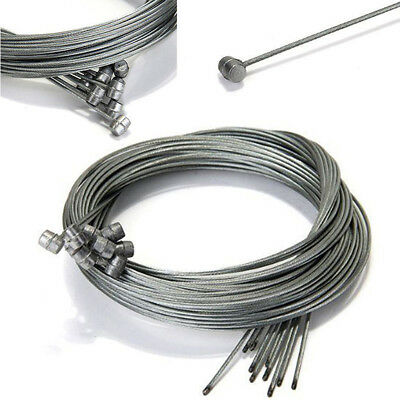 5Pcs 1.75M Road Bike Bicycle Brake Inner Wire Cable Line Stainless Steel