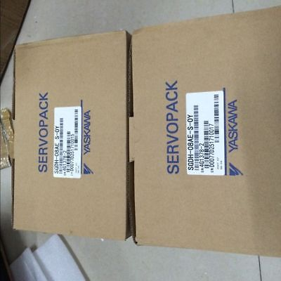 1PC YASKAWA AC servo driver SGDH-08AE-S-OY NEW IN BOX #ST