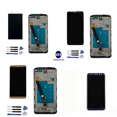 LCD Screen Display+Digitizer Touch+Frame+Tools For huawei mate 10 lite RNE-L21