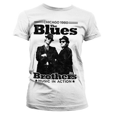 Officially Licensed Blues Brothers Chicago 1980 Sweatshirt S-XXL Sizes
