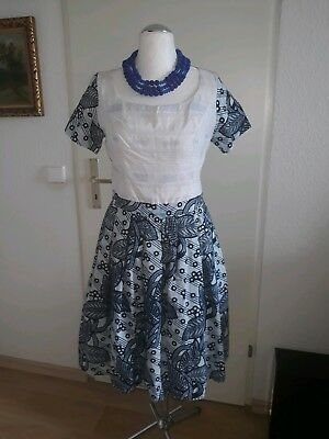Afrikanisches Kleid aus Ghana / Ankara / Wax Print / African Dress