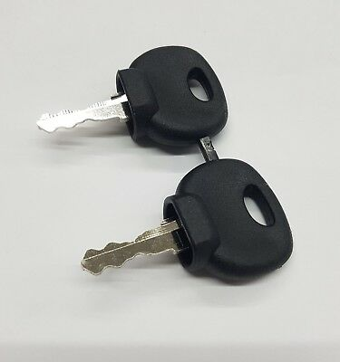 Pair of Spare Keys for WKS96 Capricorn Controls module