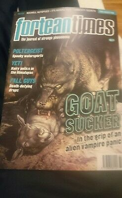 Fortean Times Magazine Issue 89 August 1996