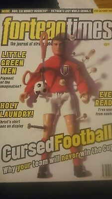 Fortean Times #91  October 1996 / Cursed Football