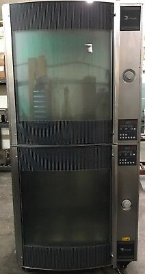 Frijado Dual Stg 7-P Electric Rotisserie Oven. 3 Phase. 208 Volts
