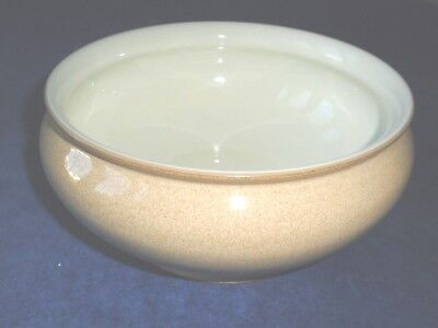 DENBY LUXOR - OPEN VEGATABLE , SALAD SERVING BOWL DISH - GOOD CONDITION - used