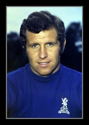 Photograph/Print/7 x 5 Photo/Peter Osgood/Chelsea/Legend c1970's