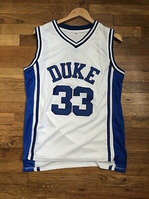 separation shoes 1f815 76a11 Grant Hill Duke Throwback Jersey Mens Small