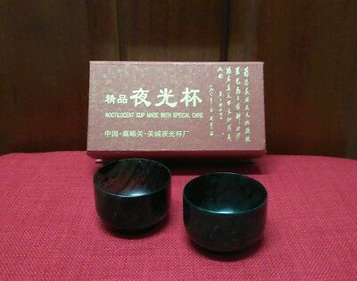 Vintage Chinese Noctilucent Cup made with special care