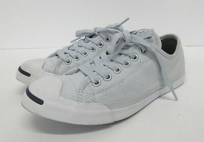 a7bcd9f14295 CONVERSE Jack Purcell Signature Ox Low Top Sneaker Platinum Women s Size   6.5
