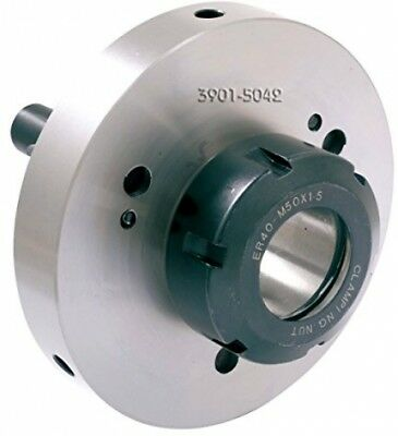 HHIP 3901-5042 For D1-4 Spindle ER-40 Collet Chuck, 125 mm Diameter Easy Mount