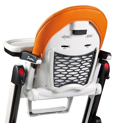 Peg Perego ZERO 3 &  SIESTA  High Chair  rear net BRAND NEW