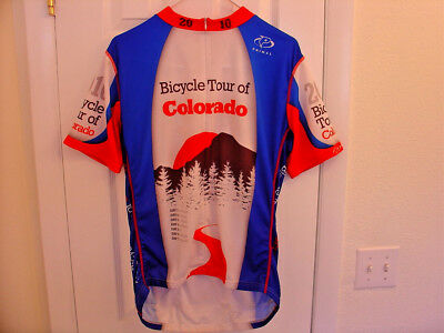 0f381eb8d PRIMAL WEAR CYCLING JERSEY (MENS XL) 2010 TOUR OF COLORADO Bicycle jersey