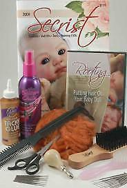 Secrist Doll Company Deluxe Hair Rooting Starter Kit