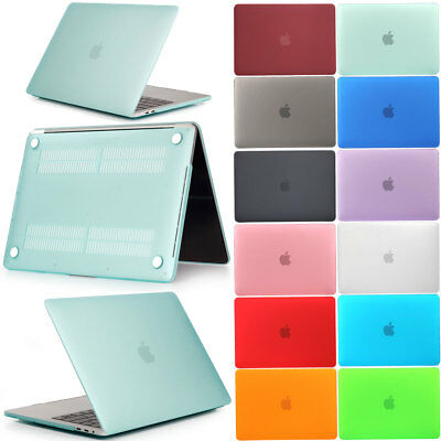 Hard Rugged Clear Protection Case For Macbook Air 13/11 Pro13/15 Retina 12/13/15
