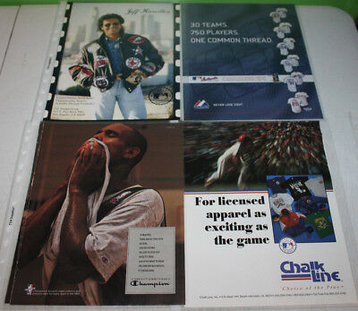 Vintage Sports Apparel Print Ad and Cutout Part A | You Pick