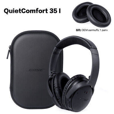 B O S E QuietComfort 35 Noise Cancelling Wireless Headphones - QC35 Black