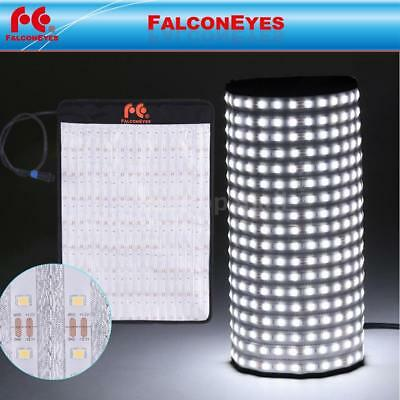 FalconEyes RX-18T Studio Photo Rollable 792LED Video Light Continuous Panel Lamp