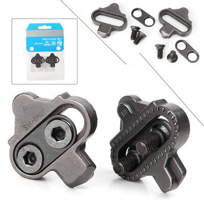 77369b7e45e3 Shimano SM-SH51 SPD Single Release MTB Mountain Bike Pedal Cleats For  PD-M959