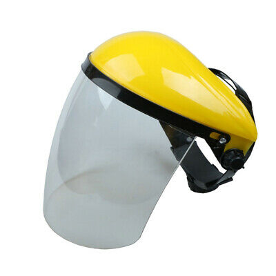 Safety Mesh Helmet Chainsaw Hat Protective Face Eye with Headgear