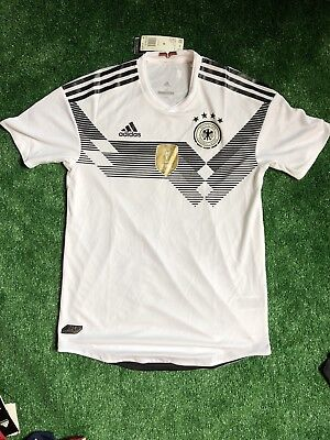 Germany 2018 Authentic Home Jersey