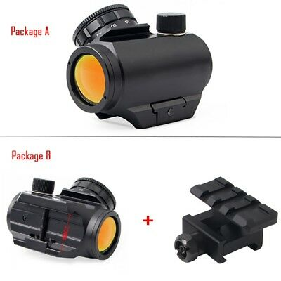 Outdoor Hunting TRS-25 Holographic Red Dot Sight Rifle Laser Scope 1x25mm 731303