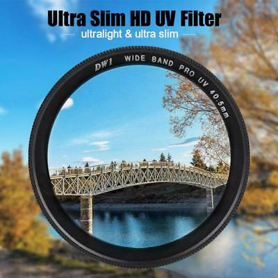 ZOMEI Ultra Slim Glass HD Circular Optical UV Lens Filter Accessories for DSLR