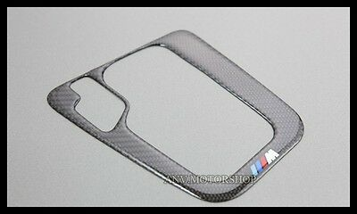 Carbon Gear Shift Shifter Surround Frame For Bmw E46 3 Series M3 At Automatic M