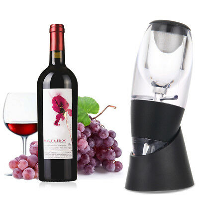Wine Aerator Decanter Set Family Party Hotel Fast Aeration Wine Pourer Gift AU
