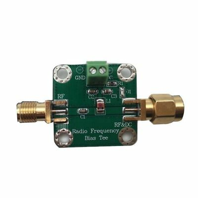 Bias Tee Wideband 1MHz-3GHz for HAM radio RTL SDR LNA Low Noise Amplifier