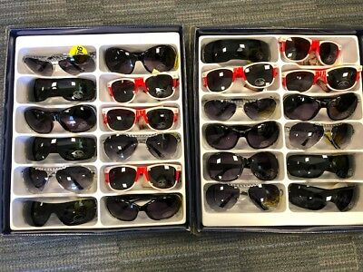 Job Lot 24 pairs of assorted sunglasses - Car Boot - Resale - Wholesale - REF106