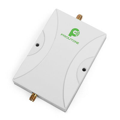 850/1900MHz GSM 2G 3G 4G Cell Phone Signal Booster 65dB Repeater Standalone