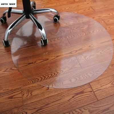 Wooden floor Protection pad PVC Transparent mat Computer swivel chair Coffee tab
