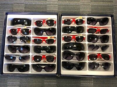 Job Lot 24 pairs of assorted sunglasses - Car Boot - Resale - Wholesale - REF108