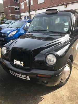 london taxi tx2 bronze 2006 one former owner