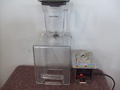 Blendtec  ICB3 Smoothie Frozen Drink  Blender In Counter Model ICB3 Complete