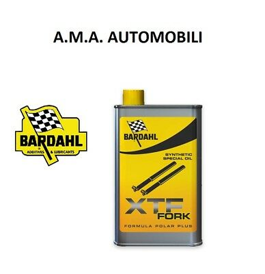 Bardahl 500Ml Olio Forcelle Racing Xtf Synthetic Oil Viscosita' >350
