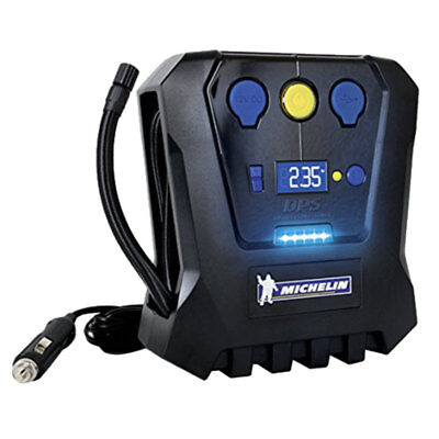 Michelin Mini Compressore Per Auto 12V Aria Compressa Pressione 7 Bar Digitale