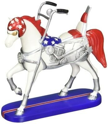 Enesco The Trail of Painted Ponies Happy Trails EZ Rider Figurine New